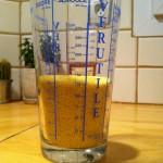 Cuisson semoule à couscous : Etape 1