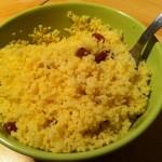 Cuisson semoule à couscous : Etape 11