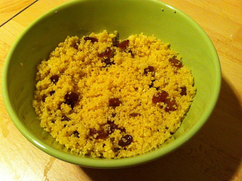 Cuisson semoule couscous etape 5 recette facile - Cuisson semoule micro onde ...