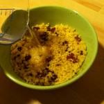 Cuisson semoule à couscous : Etape 7