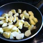 Boudin aux pommes : Etape 3