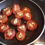 Tomates poêlées à la provençale : Etape 9