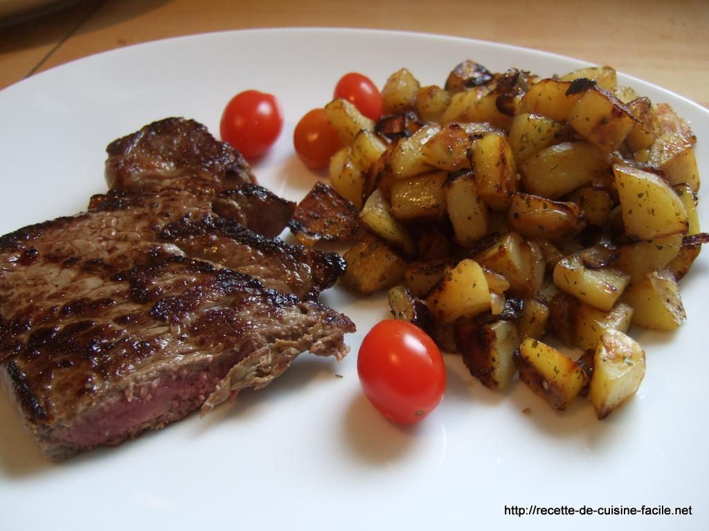 Pommes de terre sautées : Etape 12