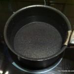 Oeuf mollet - Etape 1
