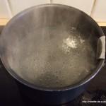 Oeuf mollet - Etape 2