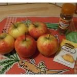 Compote de pommes : Ingrédients