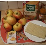 Tarte aux pommes : Ingrédients