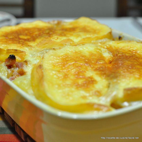 Recette tartiflette etape 27 recette facile for La cuisine facile